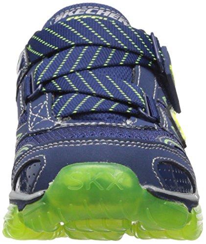 d77f47956422 Skechers Kids 95104L Boys Air Sneaker
